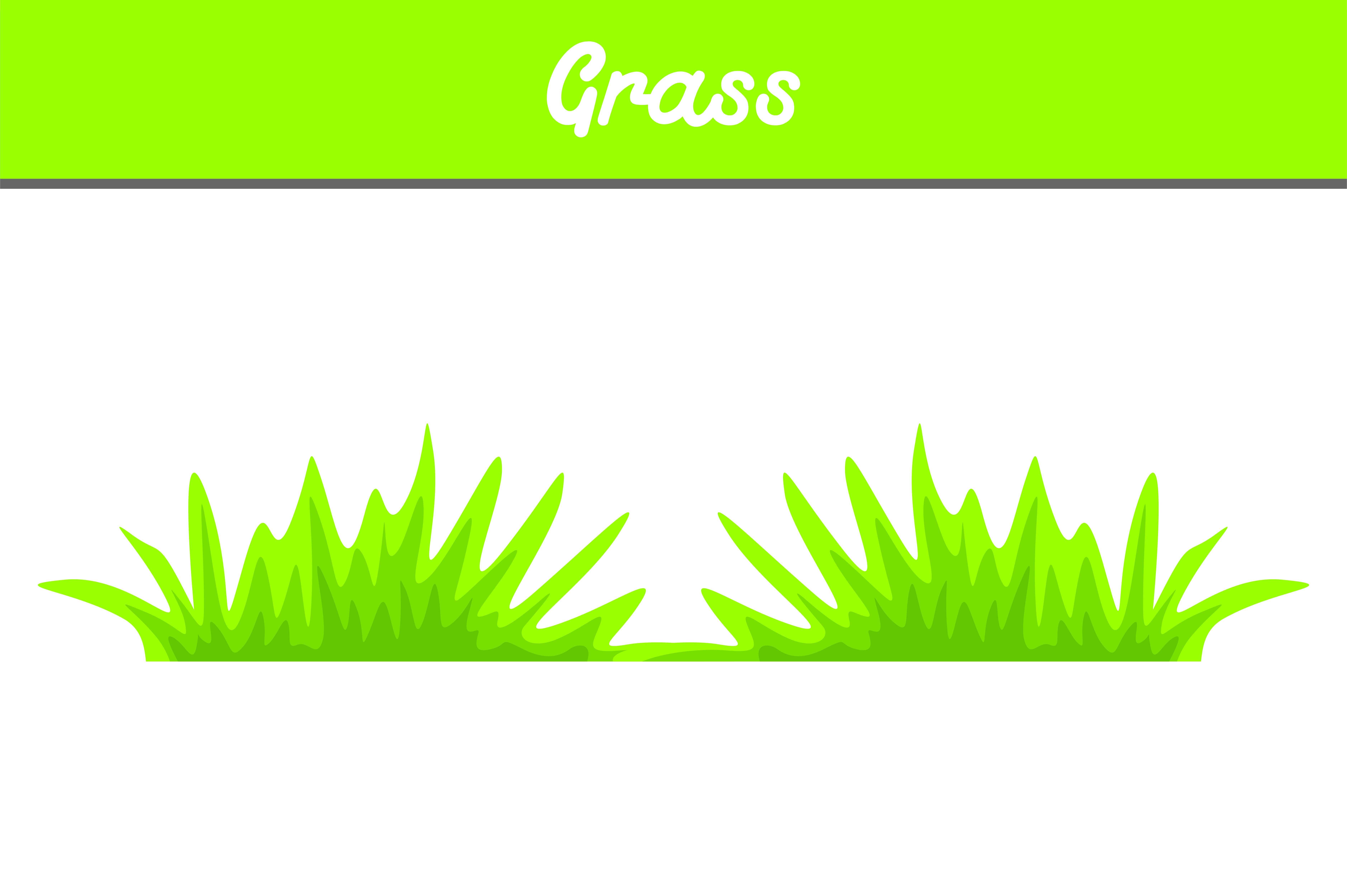 Download Free Grass Vector Graphic By Arief Sapta Adjie Ii Creative Fabrica for Cricut Explore, Silhouette and other cutting machines.