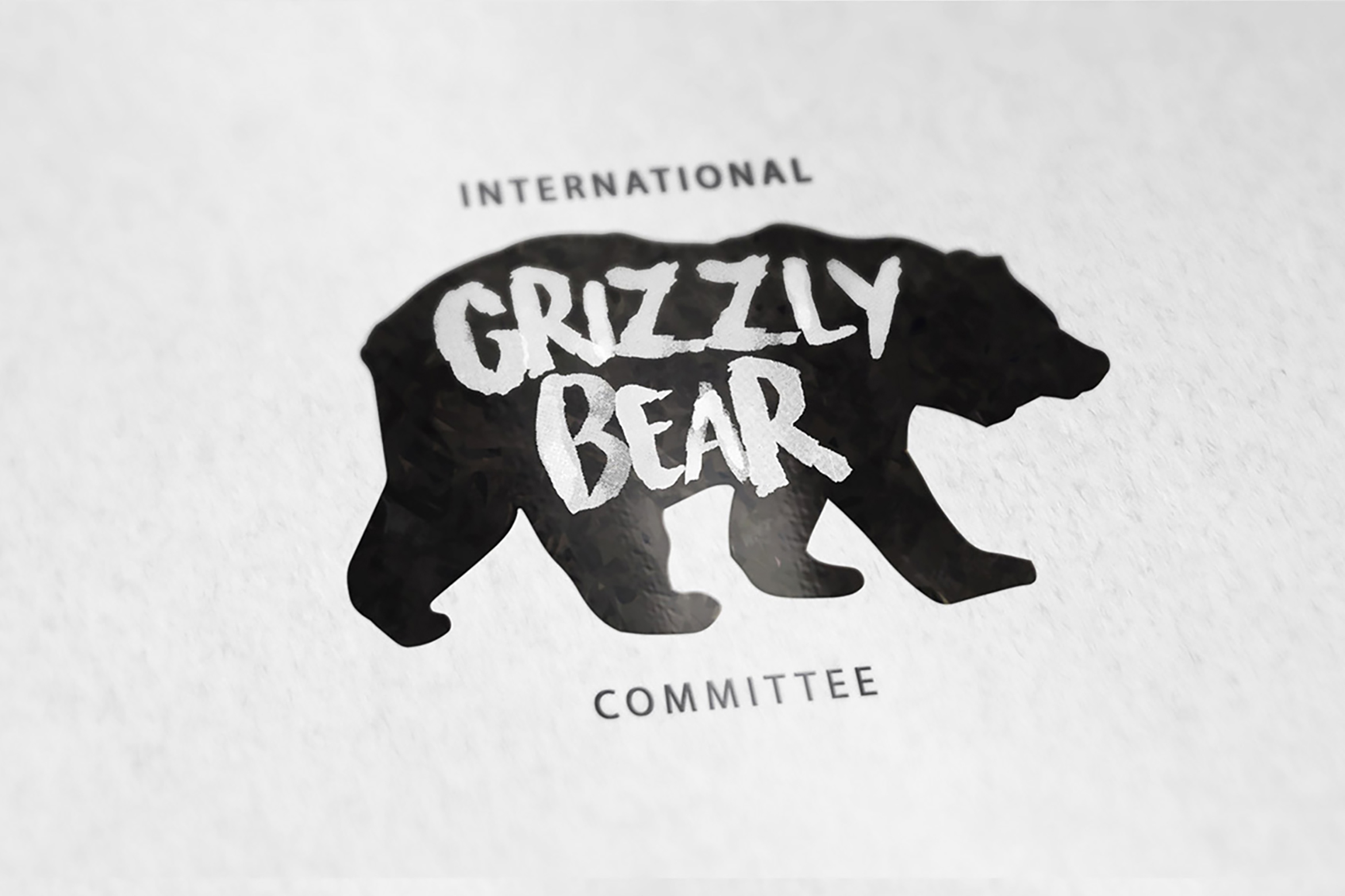 Download Free Grizzly Bear Logo Graphic By Smartdesigns Creative Fabrica for Cricut Explore, Silhouette and other cutting machines.