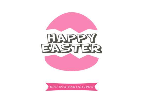 Happy Easter Svg Graphic Crafts By summersSVG