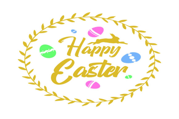 Happy Easter Svg Graphic Illustrations By summersSVG