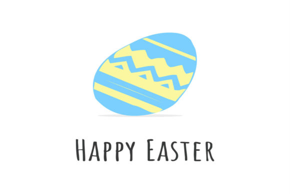 Happy Easter Graphic By summersSVG