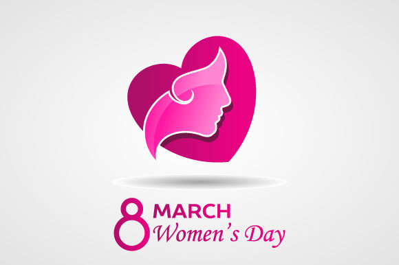 Happy Women's Day Vector Graphic Graphic Templates By hartgraphic