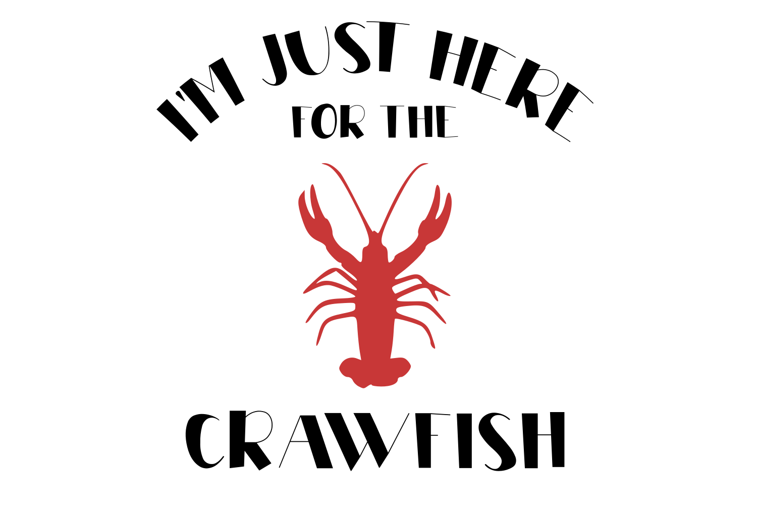 Download Free Here For The Crawfish Digital Svg File Graphic By Auntie for Cricut Explore, Silhouette and other cutting machines.