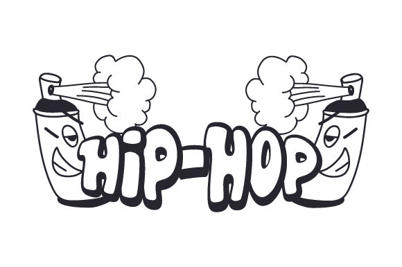 Download Free Hip Hop Svg Cut File By Creative Fabrica Crafts Creative Fabrica for Cricut Explore, Silhouette and other cutting machines.