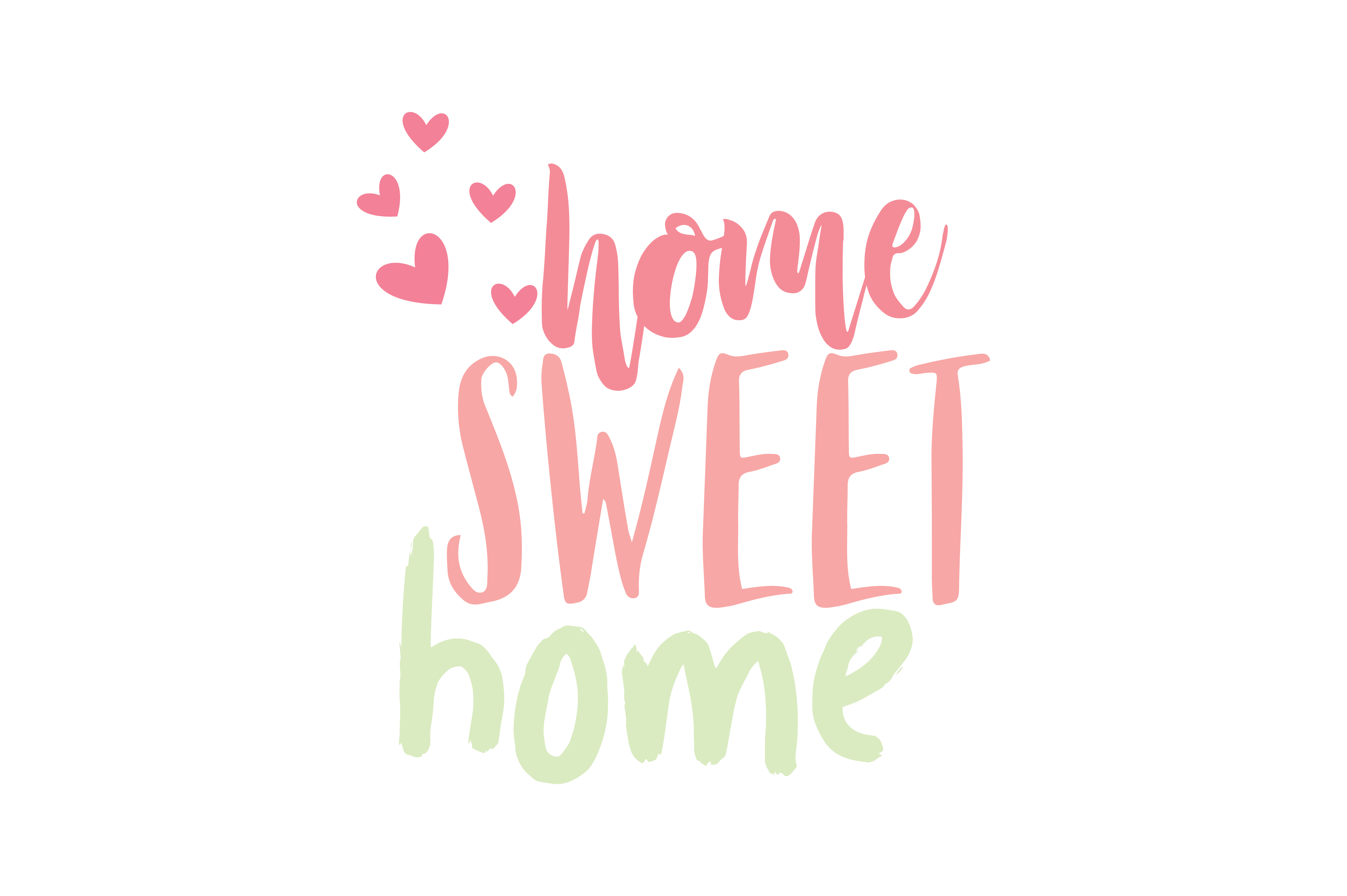 Download Free Home Sweet Home Quote Svg Cut Graphic By Thelucky Creative Fabrica SVG Cut Files