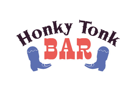 Honky Tonk Bar Craft Design By Creative Fabrica Crafts