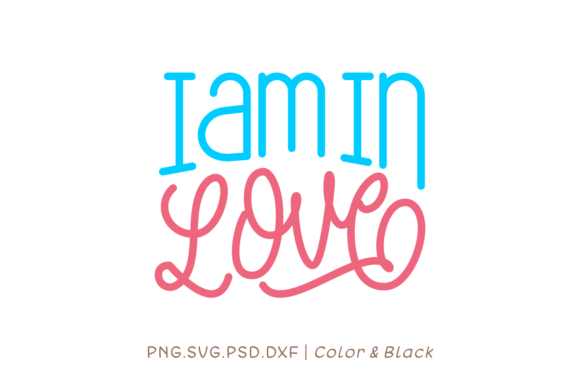 Print on Demand: I Am in Love Graphic Crafts By Momentos Crafter