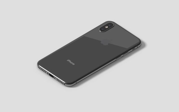 IPhone X Isometric Mockup Graphic By graphiccrew Image 5