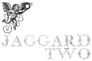 Jaggard Two Font By Intellecta Design
