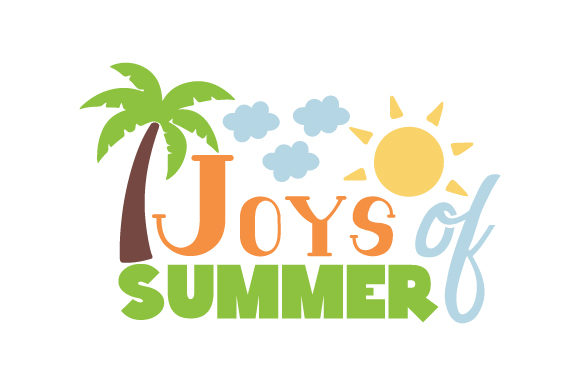 Download Free Joys Of Summer Svg Cut File By Creative Fabrica Crafts for Cricut Explore, Silhouette and other cutting machines.