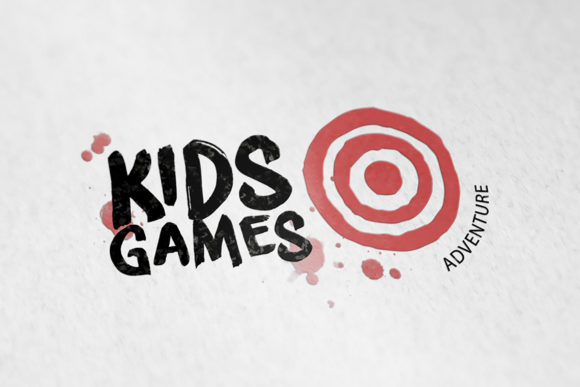 Download Free Kids Games Logo Graphic By Smartdesigns Creative Fabrica for Cricut Explore, Silhouette and other cutting machines.
