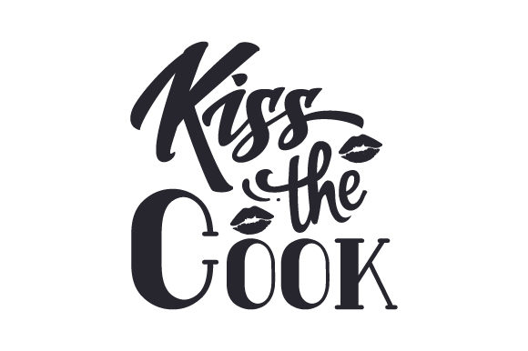 Kiss the Cook Craft Design By Creative Fabrica Crafts Image 2