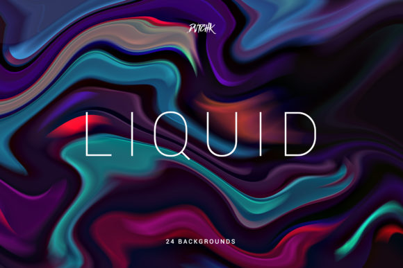 Download Free Liquid Colorful Abstract Backgrounds Graphic By Dvtchk for Cricut Explore, Silhouette and other cutting machines.