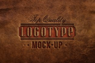 Print on Demand: Logo Mock-up Pack Graphic Product Mockups By bywahtung 1