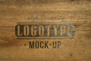 Print on Demand: Logo Mock-up Pack Graphic Product Mockups By bywahtung 2