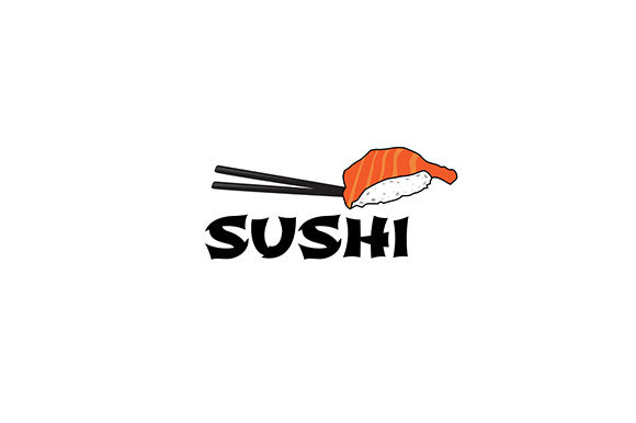 Download Free Logo Sushi Restaurant Graphic By Indostudio Creative Fabrica for Cricut Explore, Silhouette and other cutting machines.