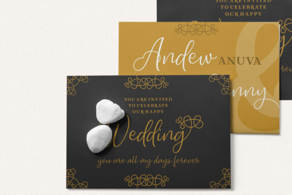 Lova Valove Duo Font By Situjuh Image 2