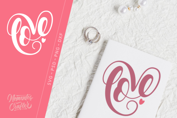Print on Demand: Love Graphic Crafts By Momentos Crafter