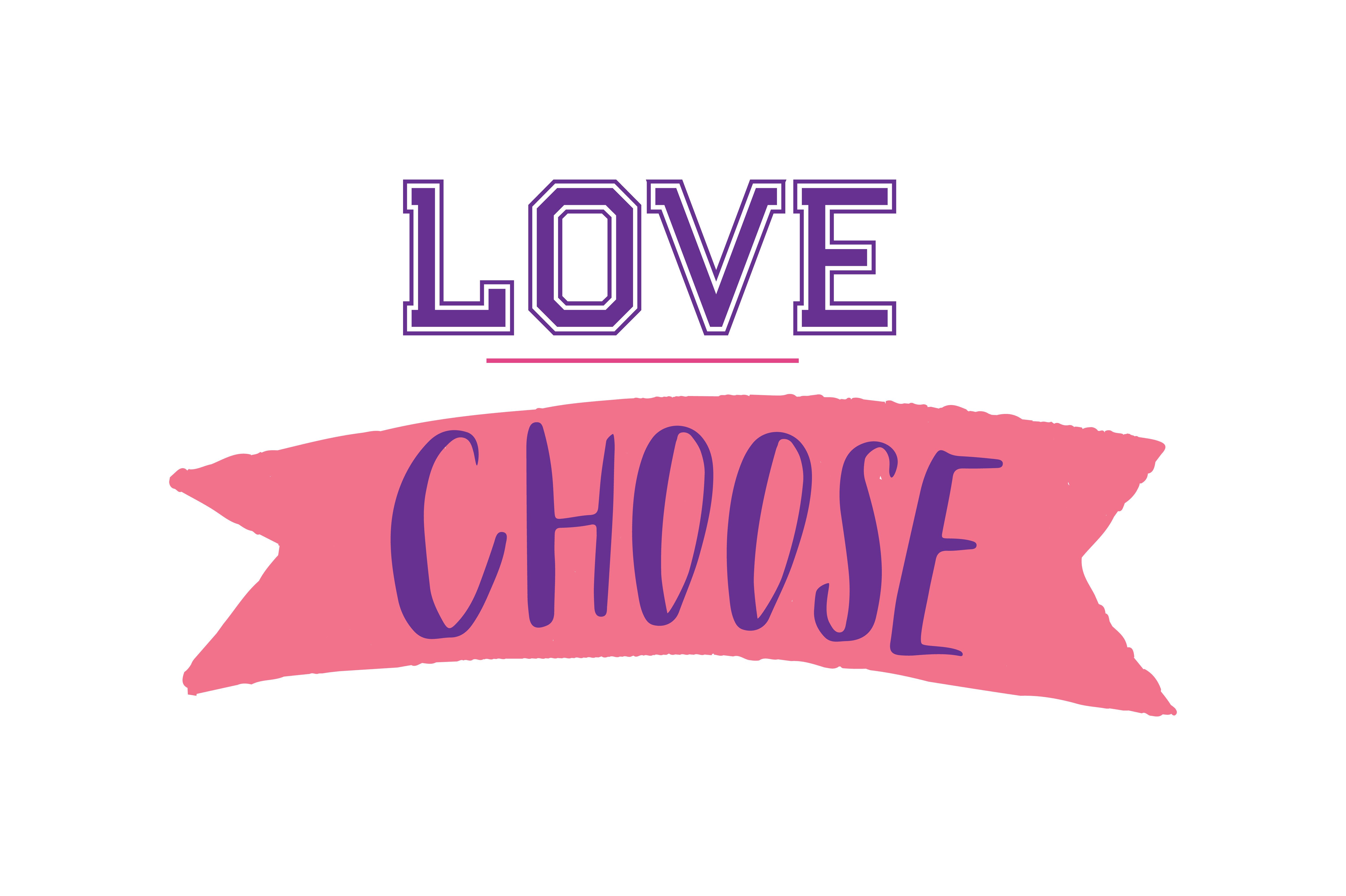 Download Free Love Choose Quote Svg Cut Graphic By Thelucky Creative Fabrica for Cricut Explore, Silhouette and other cutting machines.