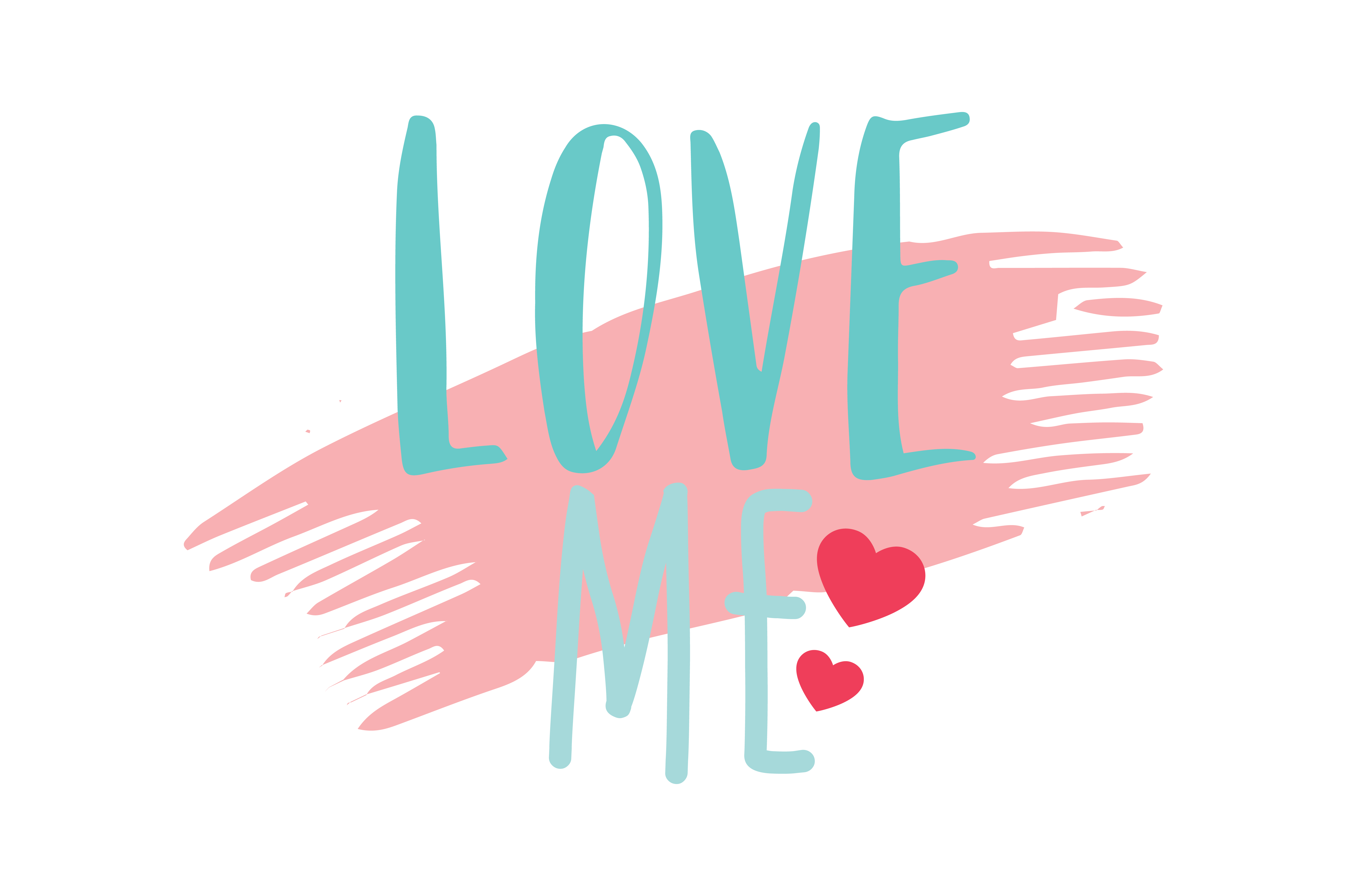 Download Free Love Me Quote Svg Cut Graphic By Thelucky Creative Fabrica for Cricut Explore, Silhouette and other cutting machines.