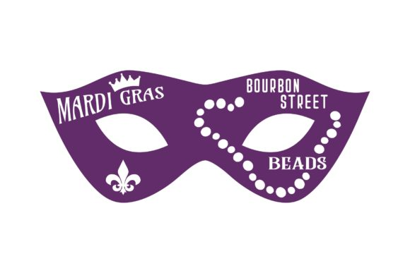 Download Free Mardi Gras Mask Svg Graphic By Studio 26 Design Co Creative for Cricut Explore, Silhouette and other cutting machines.