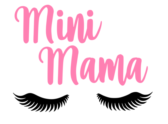 Download Free Mini Mama Digital Svg File Graphic By Auntie Inappropriate for Cricut Explore, Silhouette and other cutting machines.