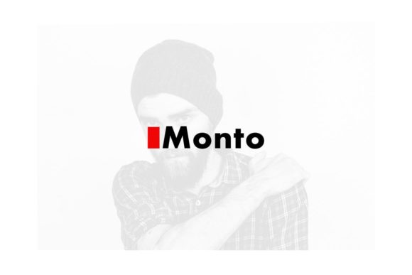 Print on Demand: Monto Minimal Sketch Template Graphic UX and UI Kits By Webhance