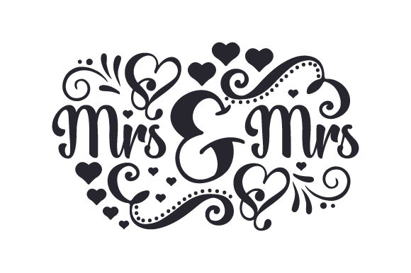 Mrs & Mrs Craft Design By Creative Fabrica Crafts Image 1