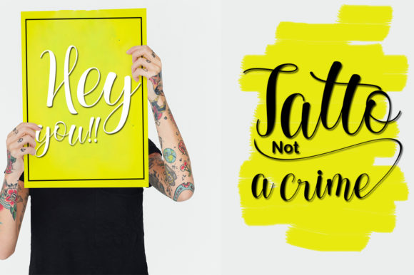 My Diarys Font By Natural Ink Image 4