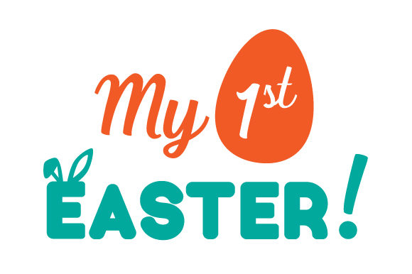 Download Free My First Easter Svg Cut File By Creative Fabrica Crafts for Cricut Explore, Silhouette and other cutting machines.