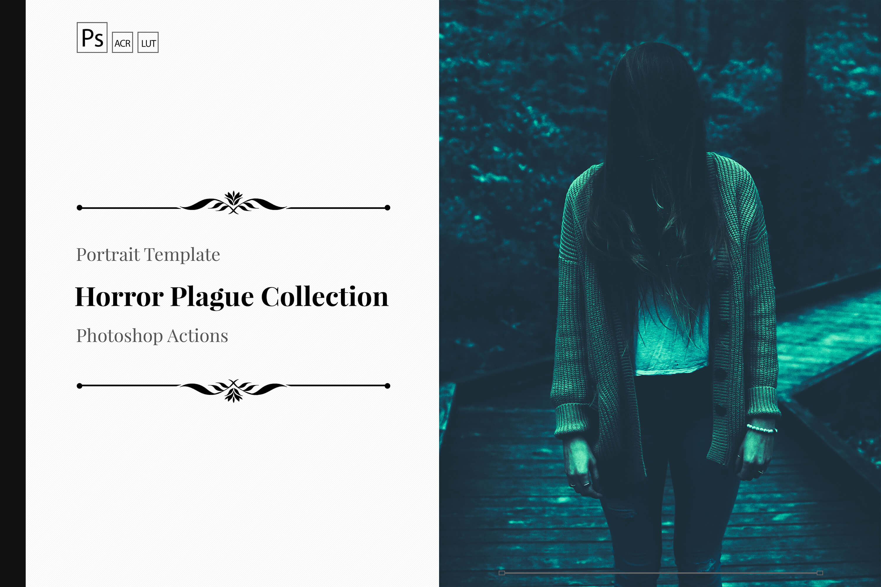 Download Free Neo Horror Plague Color Grading Photoshop Actions Graphic By for Cricut Explore, Silhouette and other cutting machines.