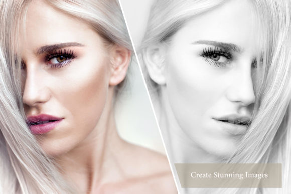 Print on Demand: Neo Milk and Chocolate Photoshop Action Graphic Actions & Presets By 3Motional - Image 3