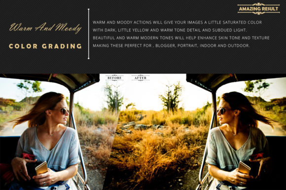 Download Free Neo Warm Moody Color Grading Photoshop Actions Acr And Lut for Cricut Explore, Silhouette and other cutting machines.