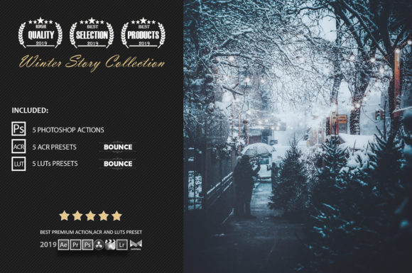 Download Free Neo Winter Story Color Grading Photoshop Actions Grafik Von for Cricut Explore, Silhouette and other cutting machines.