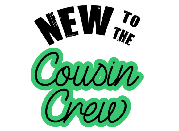 Download Free New To The Cousin Crew Digital Svg Graphic By Auntie for Cricut Explore, Silhouette and other cutting machines.