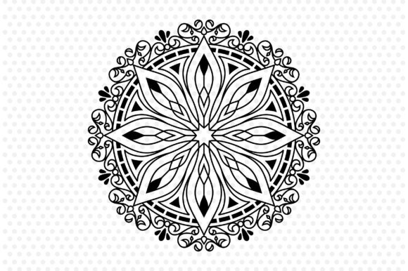 Ornament Mandala Graphic Illustrations By izacuite