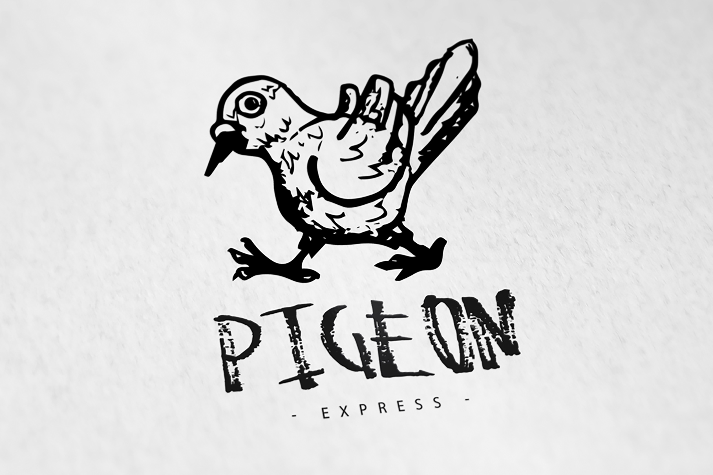 Download Free Pigeon Logo Graphic By Smartdesigns Creative Fabrica for Cricut Explore, Silhouette and other cutting machines.