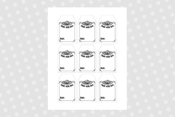 graphic about Mason Jar Printable known as Printable Mason Jar Tags - Typical