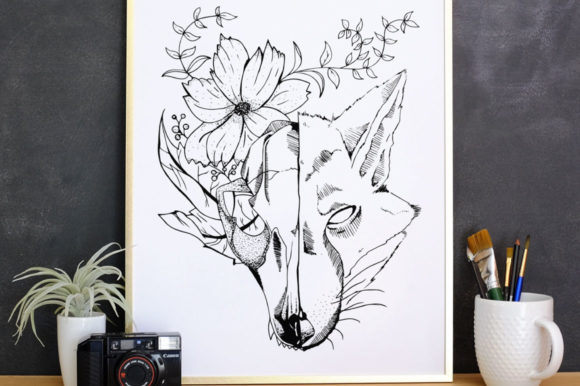 Print on Demand: Printable Skull Graphic Illustrations By Nomad Hustler