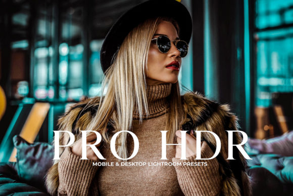 Download Free Pro Hdr Collection Lightroom Presets Grafik Von Creative Tacos Creative Fabrica for Cricut Explore, Silhouette and other cutting machines.