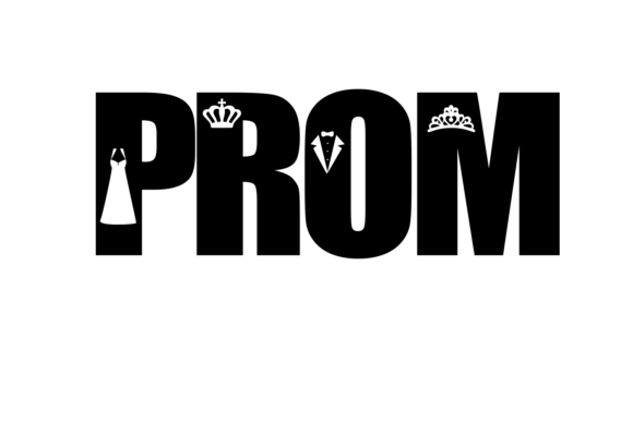Print on Demand: Prom Digital SVG File Graphic Crafts By Auntie Inappropriate Designs