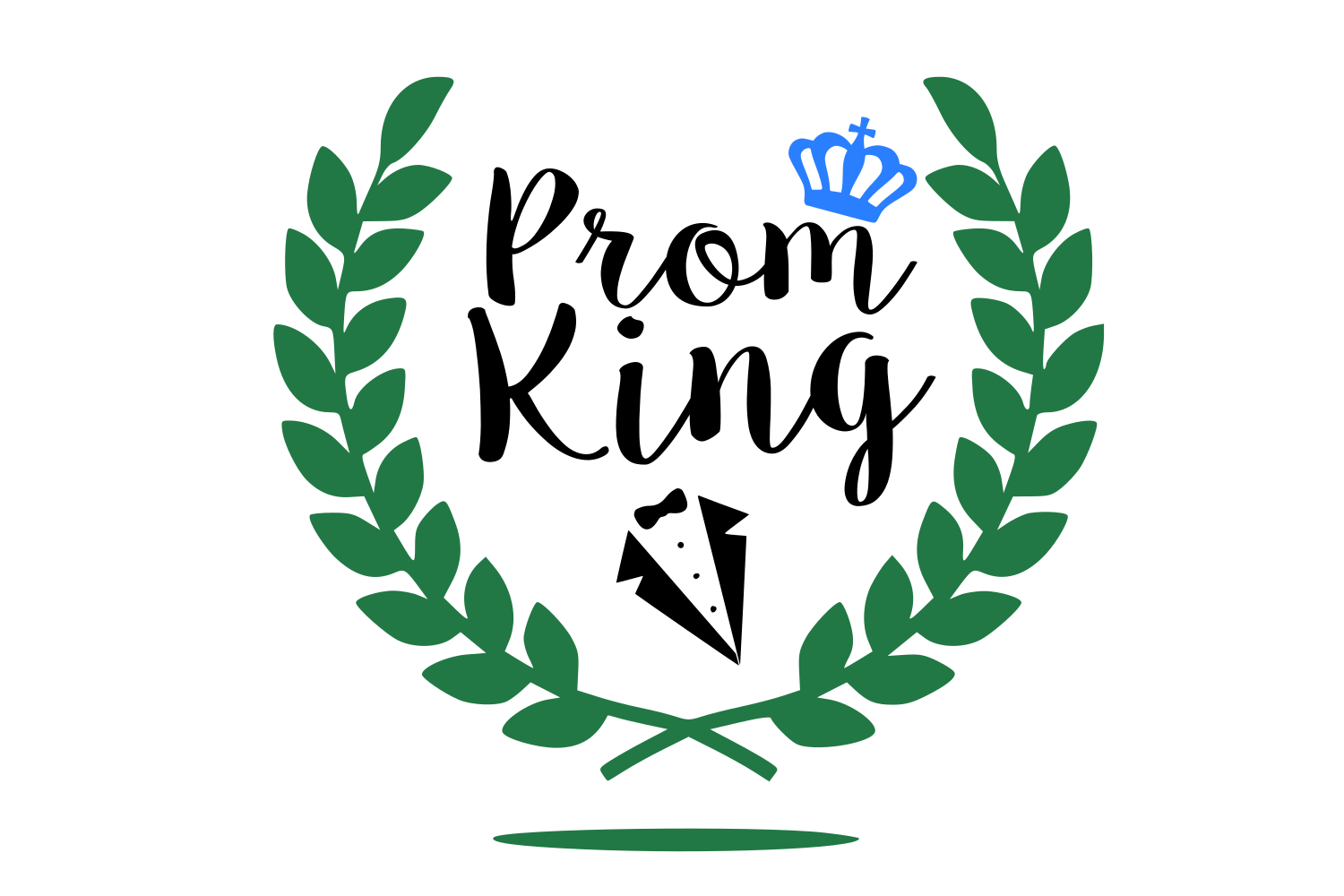Prom King Graphic By Auntie Inappropriate Designs Creative Fabrica