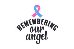 Remembering Our Angel Craft Design By Creative Fabrica Crafts