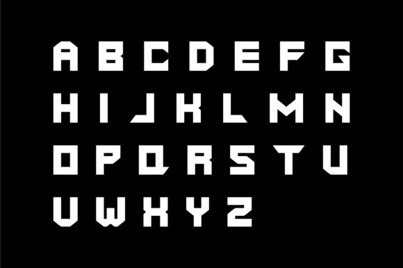 Rhino Font By Jimmy Indra Image 3