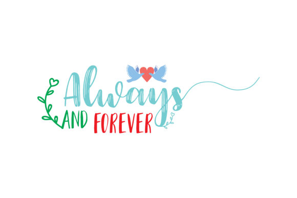 Print on Demand: Romantic SVG Bundle Graphic Crafts By TheLucky - Image 16