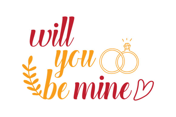 Print on Demand: Romantic SVG Bundle Graphic Crafts By TheLucky - Image 3