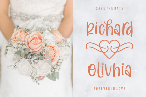 Print on Demand: Royela Script & Handwritten Font By Keithzo (7NTypes) - Image 3