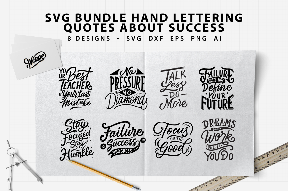 Download Free Crafts Bundle Graphic By Weape Design Creative Fabrica for Cricut Explore, Silhouette and other cutting machines.