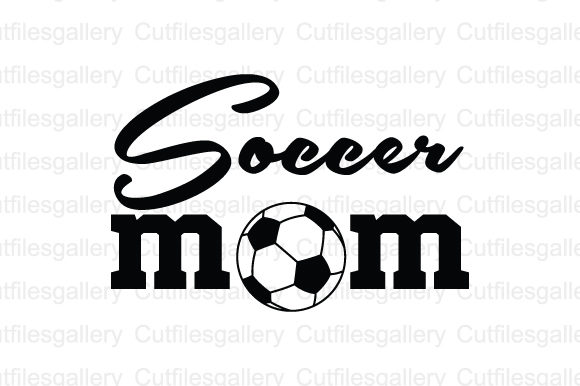 Download Free Soccer Mom Graphic By Cutfilesgallery Creative Fabrica for Cricut Explore, Silhouette and other cutting machines.