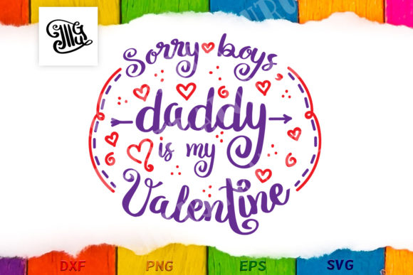 Download Free My 1st Valentine Svg Graphic By Illustrator Guru Creative Fabrica for Cricut Explore, Silhouette and other cutting machines.